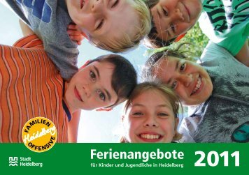 Feriensommer 2009 - Stadt Heidelberg