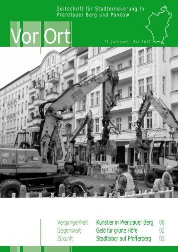 Freunde des Bauens - Mieterberatung Prenzlauer Berg GmbH in ...