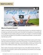 Freestyle Lifestyle Handbook - Page 7