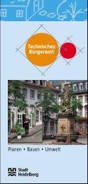 Attraktive Strompreise - Stadt Heidelberg