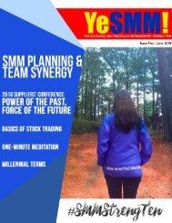 YeSMM Issue No. 1 June 2018 Issue