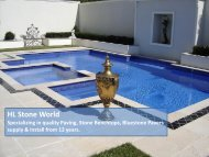 Highly Durable Bluestone Pavers in Melbourne by HL Stone World