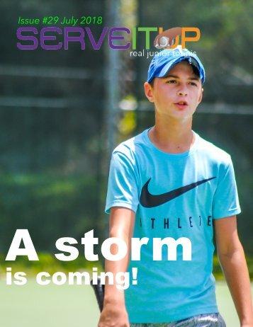Serveitup Tennis Magazine #29