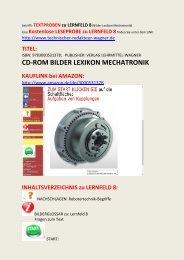 Mechatronik-Fachwoerter: Ausbildung + Beruf