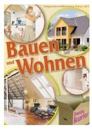 Bauen Und Wohnen - Heide Kurier