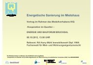 KiQ Messe Bauen und Energ - Bruchsal