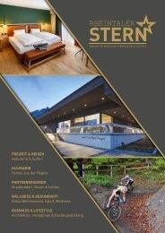 Rheintaler Stern Ausgabe 3 online - Hochglanzmagazin