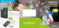 Exelium Flyer - Up mobile 2018 - FR