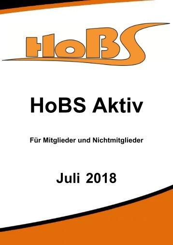 Programm Juli 2018