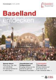 Baselland entdecken - Juni 2018