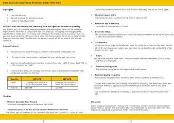 Pain questionnaire â long term care insurance - Sun Life ...