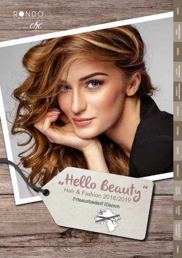 "Klemm ""Hello Beauty"" - Hair & Fashion 2018/2019"