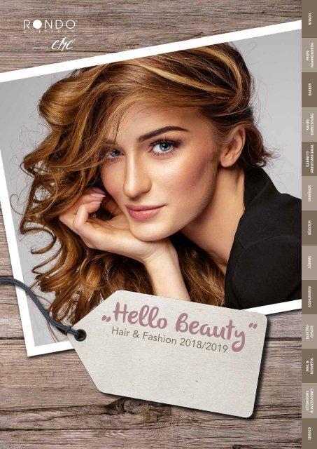 """Rondo """"Hello Beauty"""" - Hair & Fashion 2018/2019"""