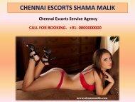 Chennai Independent Call Girls Escorts www.shamamalik.com