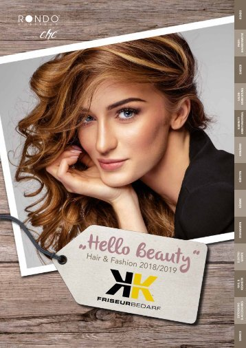 "TrendHair ""Hello Beauty"" - Hair & Fashion 2018/2019"