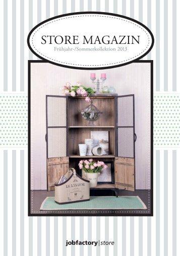 Store Magazin Sommer 2013