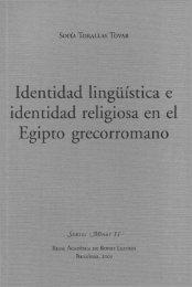 E l aprendizaje: elgriego como segunda lengua - Reial Acadèmia ...