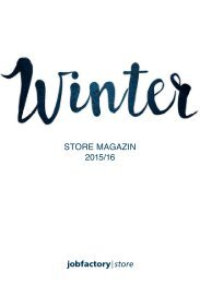 Store Magazin Winter 2015