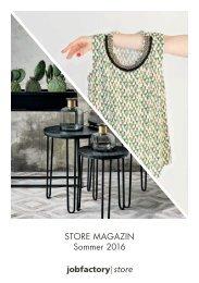 Store Magazin Sommer 2016