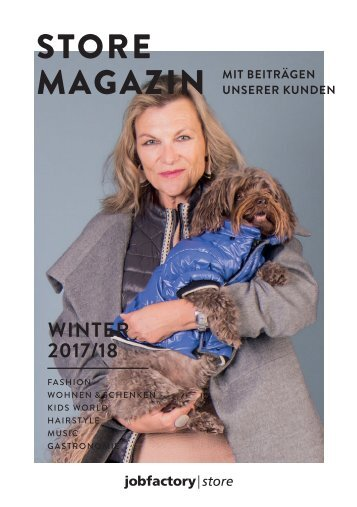 Store Magazin Winter 2017
