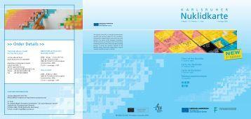 NEW - Nucleonica