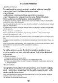 KitchenAid JC 216 BL - JC 216 BL LT (858721699490) Istruzioni per l'Uso - Page 5