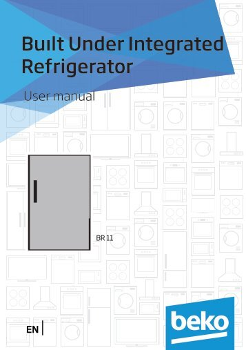 Fridge BR11_RF_IB_TC manual