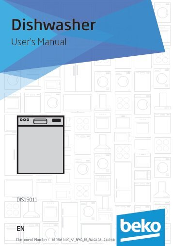Dish Washer - DIS15011