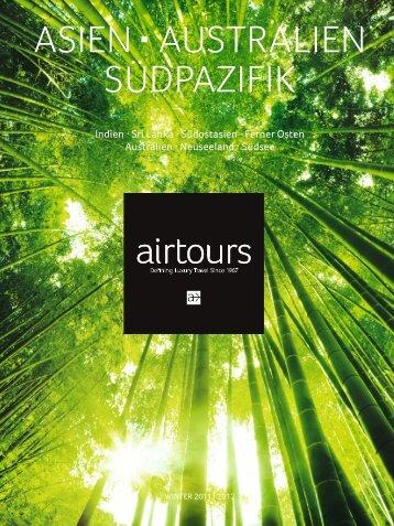 AIRTOURS Asienaustraliensuedpazifik Wi1112