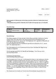 Text - Landeshauptstadt Stuttgart