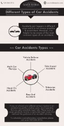 Different Types of Car Accidents