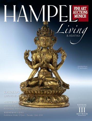 Living & Asiatika - Katalog 3 - Juli 2018