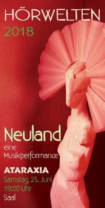Neuland Flyer 1