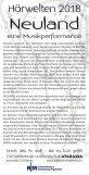 Neuland Flyer 1 - Seite 2
