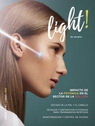LIGHT! 002 | Impacto de la fotónica en el sector de la belleza