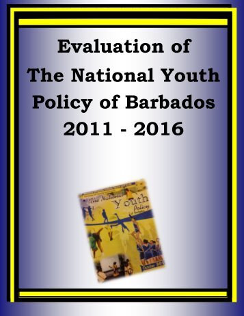 Evaluation of the NYP of Barbados 2011 - 2016