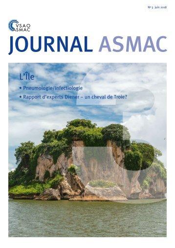 JOURNAL ASMAC No 3 - juin 2018