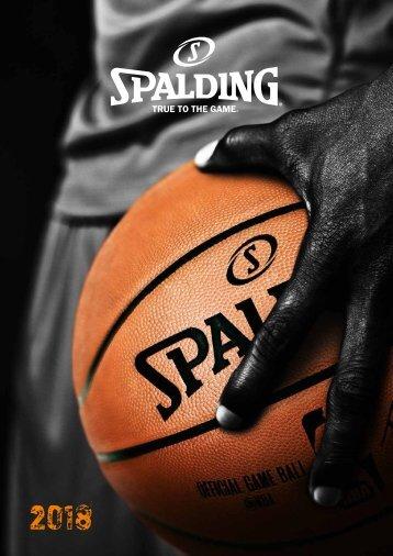 Spalding Katalog 2018