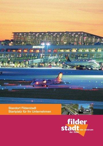Leben im Zentrum der Filder - Stadt Filderstadt