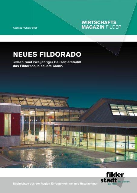 NEUES FILDORADO - Stadt Filderstadt