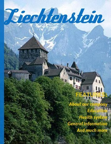 Liechtenstein tourism