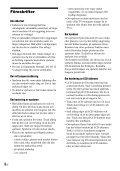 Sony D-VE7000S - D-VE7000S Consignes d'utilisation Finlandais - Page 6