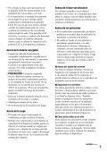 Sony D-VE7000S - D-VE7000S Consignes d'utilisation Espagnol - Page 7