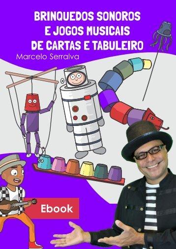 Jogos e brinquedos musicais