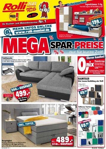 Nur für kurze Zeit: MEGA Spar-Preise bei Rolli in 65604 Elz bei Limburg