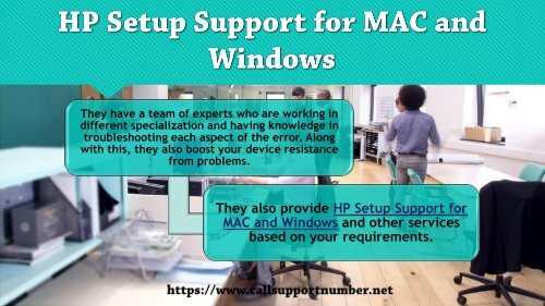 How to Avail the Help of the HP Support Number Service