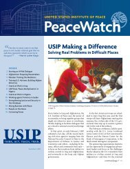 USIP Does 'Peace Multiplication' in Nigeria - United States Institute ...