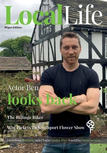 Local Life - Wigan - July 2018