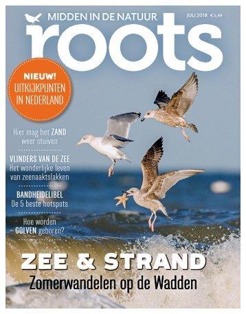 Roots editie 7 - juli 2018