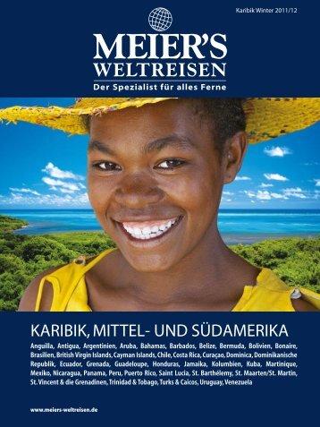 MEIERS KaribikMittelSuedamerika Wi1112